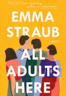 All Adults Here Book Release Date? 2020 Fiction Publications