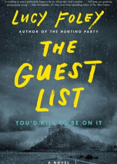 The Guest List By Lucy Foley Release Date? 2020 Mystery Thriller Publications