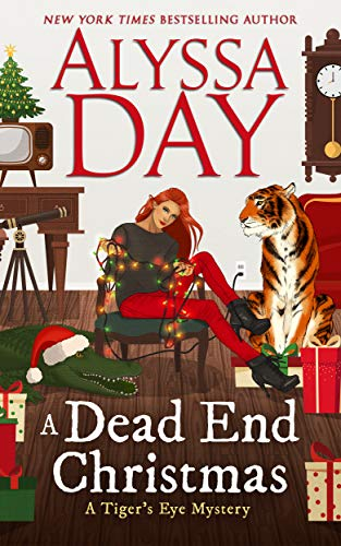 When Does A Dead End Christmas Novel Come Out? 2019 Cozy Mystery Book Release Dates