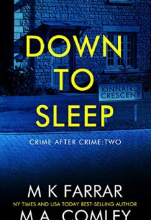 Down To Sleep Book Release Date? 2020 Mystery Novel Releases