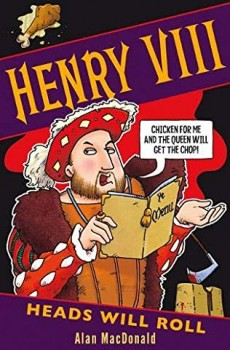 When Will Henry VIII: Heads Will Roll Come Out? 2020 Book Release Dates
