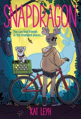 When Does Snapdragon Come Out? 2020 Graphic Novel Book Release Dates