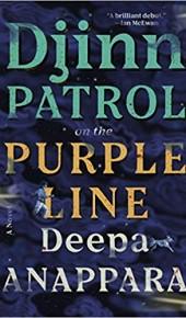 Djinn Patrol On The Purple Line Book Release Date? 2020 Fiction Mystery Novel Releases