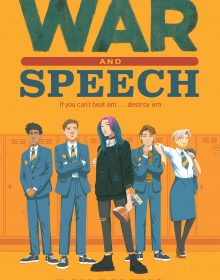 When Will War And Speech Novel Release? 2020 Realistic Fiction Book Release Dates
