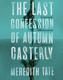 The Last Confession Of Autumn Casterly Book Release Date? 2020 Thriller Mystery Releases