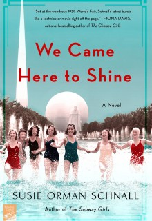 When Will We Came Here To Shine Novel Come Out? 2020 Historical Fiction Book Release Dates