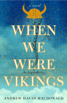 When We Were Vikings Book Release Date? 2020 YA Contemporary Fiction