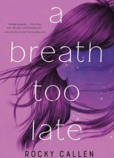 A Breath Too Late Release Date? 2020 Contemporary YA Book Releases