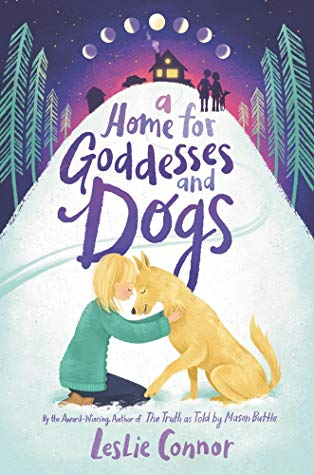 A Home For Goddesses And Dogs Release Date? 2020 YA & Middle Grade Releases