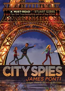 When Will City Spies Come Out? 2020 Children's & Middle Grade Book Releases
