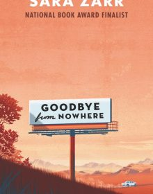 Goodbye From Nowhere Novel Release Date? New 2020 Contemporary YA Book Releases