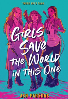 Girls Save The World In This One Release Date? 2020 Ya Horror Releases