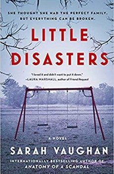When Does Little Disasters - Novel By Sarah Vaughan Come Out? 2020 Mystery Thriller Releases