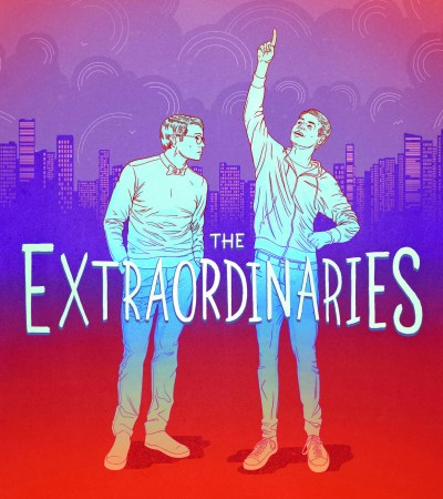 The Extraordinaries - Novel By T.J. Klune Release Date? 2020 YA LGBT Fantasy & Romance Releases