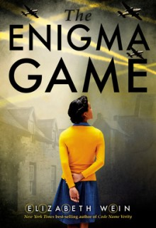 When Does The Enigma Game Novel Come Out? 2020 YA Historical Fiction Releases