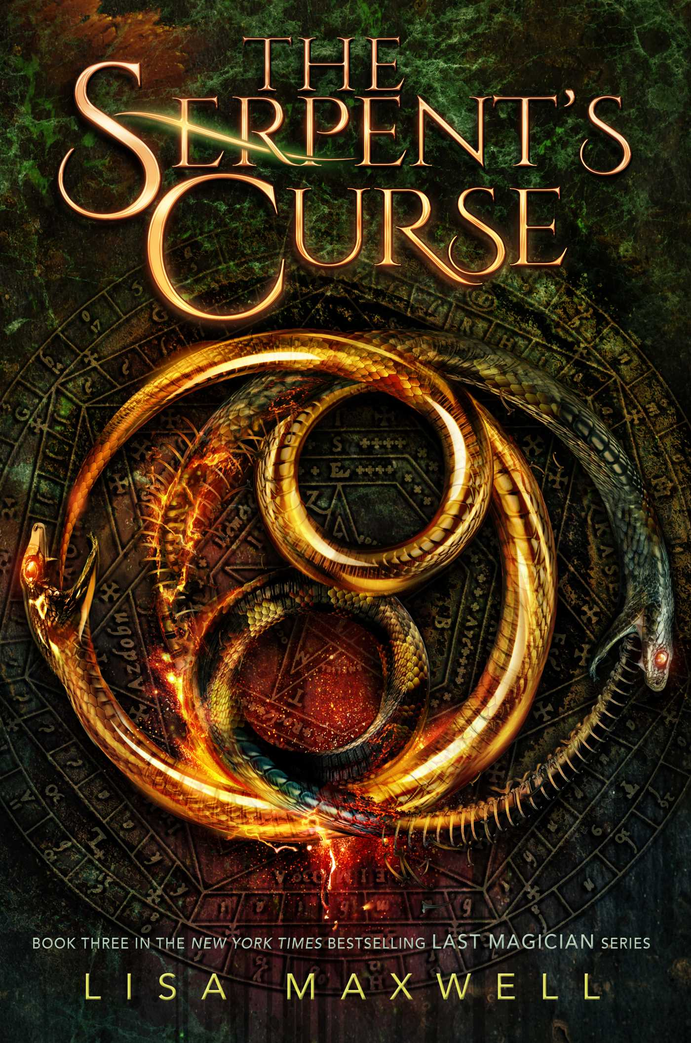 When Does The Serpent's Curse Come Out? 2020 YA Fantasy & Historical Fiction Releases