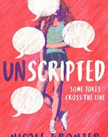 When Does Unscripted Novel Come Out? 2020 YA Contemporary Releases