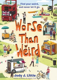 Worse Than Weird Release Date? 2020 Contemporary Middle Grade Releases