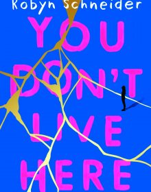 When Will You Don't Live Here Come Out? 2020 YA LGBT Contemporary Romance Releases