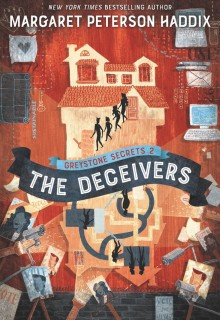 When Will The Deceivers By Margaret Peterson Haddix Release? 2020 Middle Grade Sci-Fi Releases