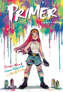 When Does Primer By Jennifer Muro & Thomas Krajewski Come Out? 2020 Sequential Art Releases