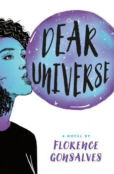 When Will Dear Universe By Florence Gonsalves Come Out? 2020 YA Contemporary Releases