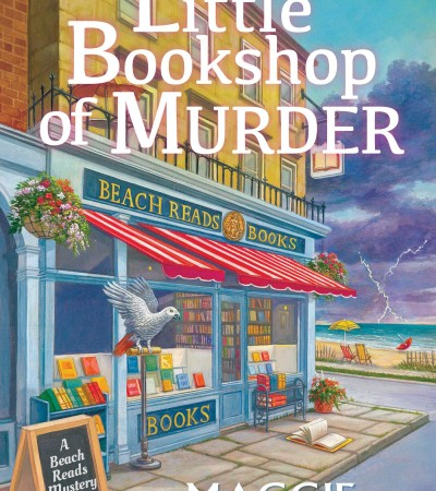 Little Bookshop Of Murder By Maggie Blackburn Release Date? 2020 Mystery Releases