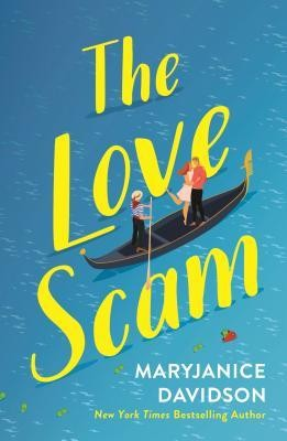 When Does The Love Scam By MaryJanice Davidson Come Out? 2020 Contemporary Romance Releases