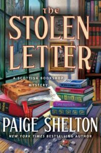 When Will The Stolen Letter By Paige Shelton Come Out? 2020 Cozy Mystery Releases