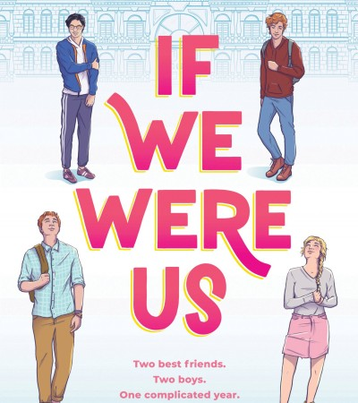 When Will If We Were Us By K.L. Walther Release? 2020 LGBT Contemporary & M M Romance Releases