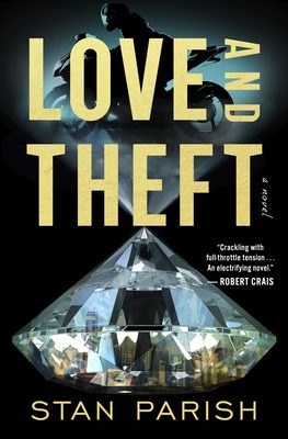 When Will Love And Theft By Stan Parish Come Out? 2020 Romantic Suspense Releases