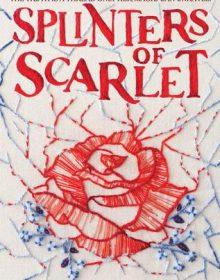 Splinters Of Scarlet By Emily Bain Murphy Release Date? 2020 YA Fantasy & Historical Fiction Releases