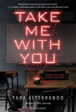 Tara Altebrando - Take Me With You Release Date? 2020 YA Thriller Releases