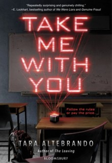Tara Altebrando - Take Me With You Release Date? 2020 YA Thriller Releases
