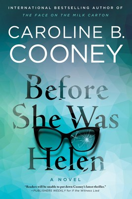 When Does Before She Was Helen By Caroline B. Cooney Come Out? 2020 Mystery Fiction Releases
