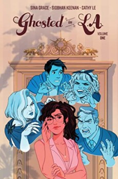Ghosted In L.A. Vol. 1 By Sina Grace Release Date? 2020 Sequential Art Releases
