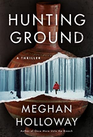 When Does Hunting Ground By Meghan Holloway Release? 2020 Mystery Thriller Releases