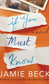 When Does If You Must Know By Jamie Beck Come Out? 2020 Romance Releases