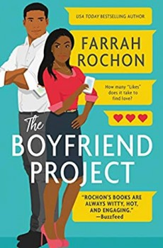 The Boyfriend Project By Farrah Rochon Release Date? 2020 Contemporary Romance Releases
