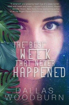 The Best Week That Never Happened By Dallas Woodburn Release Date? 2020 YA Mystery Releases