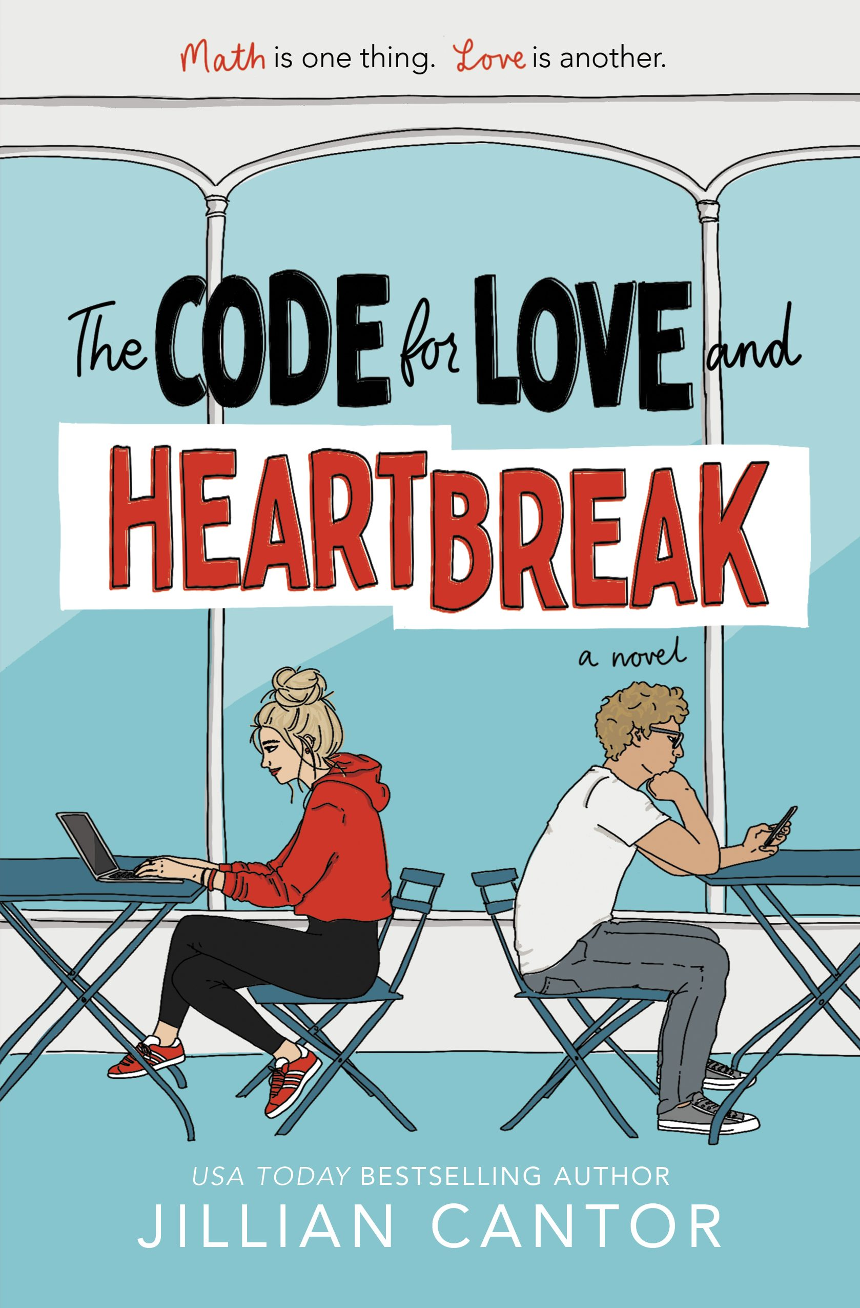 The Code For Love And Heartbreak By Jillian Cantor Release Date? 2020 YA Contemporary Romance