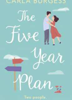 The Five-Year Plan By Carla Burgess Release Date? 2020 Contemporary Romance Releases