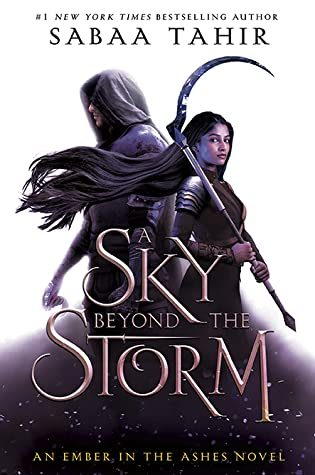 When Will A Sky Beyond The Storm By Sabaa Tahir Release? 2020 YA Fantasy Releases