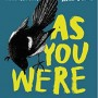 When Will As You Were By Elaine Feeney Come Out? 2020 Literary Fiction Releases
