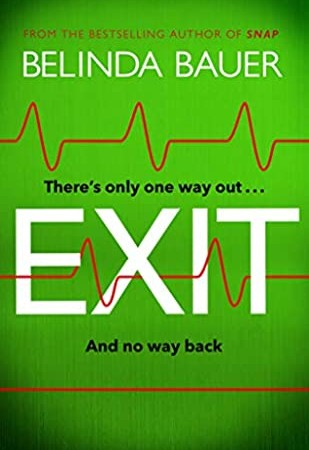 When Will Exit By Belinda Bauer Come Out? 2020 Suspense & Thriller Releases