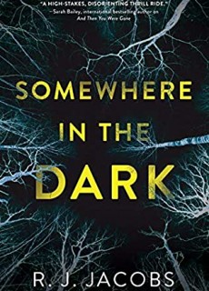 Somewhere In The Dark By R.J. Jacobs Release Date? 2020 Mystery & Thriller Releases