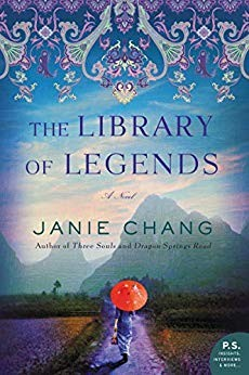 When Will The Library Of Legends By Janie Chang Release? 2020 Historical Fiction & Fantasy Releases