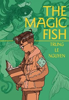 The Magic Fish By Trung Le Nguyen Release Date? 2020 Graphic Novel & Sequential Art Releases