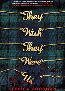 When Does They Wish They Were Us By Jessica Goodman Come Out? 2020 YA Mystery Thriller Releases