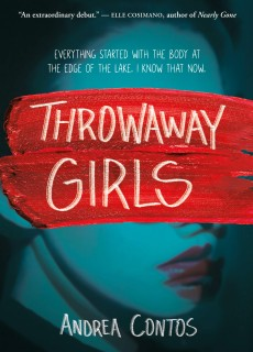 When Will Throwaway Girls By Andrea Contos Release? 2020 YA LGBT & Mystery Releases